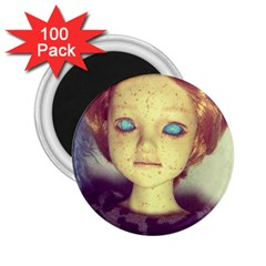Freckley Boy 2 25  Magnets (100 Pack)  by snowwhitegirl