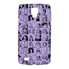 Lilac Yearbok Samsung Galaxy S4 Active (i9295) Hardshell Case by snowwhitegirl