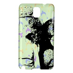 Mint Wall Samsung Galaxy Note 3 N9005 Hardshell Case by snowwhitegirl