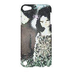 Dolls Stained  Glass Apple Ipod Touch 5 Hardshell Case by snowwhitegirl