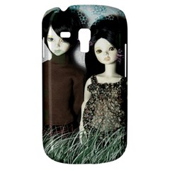 Dolls In The Grass Samsung Galaxy S3 Mini I8190 Hardshell Case by snowwhitegirl