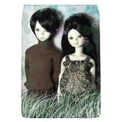 Dolls In The Grass Removable Flap Cover (l)