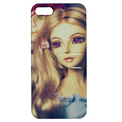 Doll Couple Apple Iphone 5 Hardshell Case With Stand by snowwhitegirl