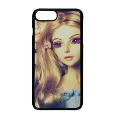 Doll Couple Apple Iphone 8 Plus Seamless Case (black)