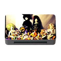 Old Halloween Photo Memory Card Reader With Cf by snowwhitegirl