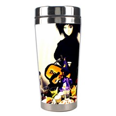 Old Halloween Photo Stainless Steel Travel Tumblers by snowwhitegirl