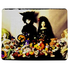 Old Halloween Photo Jigsaw Puzzle Photo Stand (rectangular) by snowwhitegirl