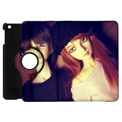 Couple Apple Ipad Mini Flip 360 Case by snowwhitegirl
