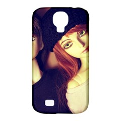 Couple Samsung Galaxy S4 Classic Hardshell Case (pc+silicone) by snowwhitegirl