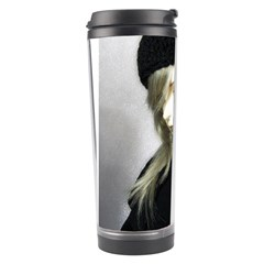 Black Angel Travel Tumbler by snowwhitegirl