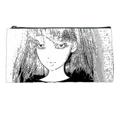 Girl Pencil Cases by snowwhitegirl