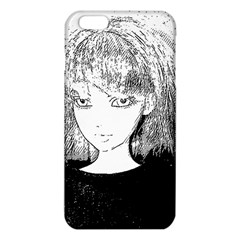 Girl Iphone 6 Plus/6s Plus Tpu Case by snowwhitegirl