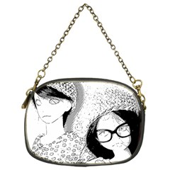 Twins Chain Purse (one Side) by snowwhitegirl
