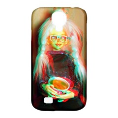 Eating Lunch 3d Samsung Galaxy S4 Classic Hardshell Case (pc+silicone) by snowwhitegirl