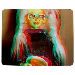 Eating Lunch 3d Jigsaw Puzzle Photo Stand (rectangular) by snowwhitegirl