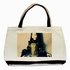 Forest Queen Basic Tote Bag by snowwhitegirl