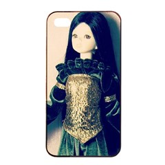 Forest Queen Apple Iphone 4/4s Seamless Case (black) by snowwhitegirl