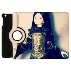 Forest Queen Apple Ipad Mini Flip 360 Case by snowwhitegirl