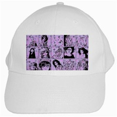 Lilac Yearbook 2 White Cap