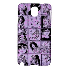 Lilac Yearbook 2 Samsung Galaxy Note 3 N9005 Hardshell Case by snowwhitegirl
