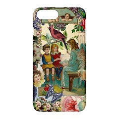 Angel Collage Apple Iphone 7 Plus Hardshell Case by snowwhitegirl