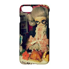 Happy Holidays Apple Iphone 8 Hardshell Case by snowwhitegirl