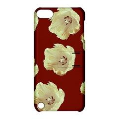 Red Tulips Apple Ipod Touch 5 Hardshell Case With Stand by snowwhitegirl