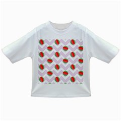 Watermelon Chevron Infant/Toddler T-Shirts