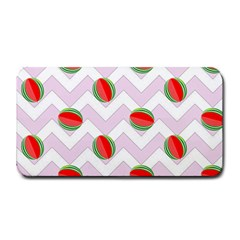 Watermelon Chevron Medium Bar Mats