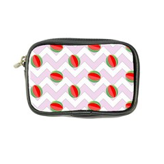 Watermelon Chevron Coin Purse