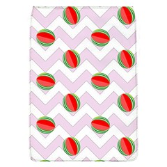 Watermelon Chevron Removable Flap Cover (L)