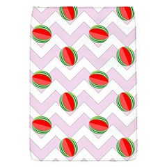Watermelon Chevron Removable Flap Cover (S)