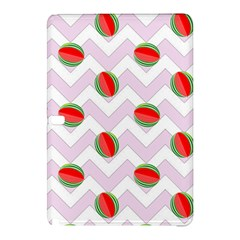 Watermelon Chevron Samsung Galaxy Tab Pro 10.1 Hardshell Case