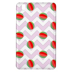 Watermelon Chevron Samsung Galaxy Tab Pro 8.4 Hardshell Case