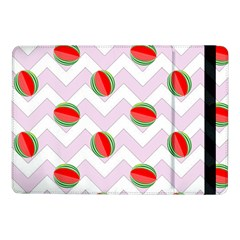 Watermelon Chevron Samsung Galaxy Tab Pro 10.1  Flip Case