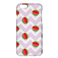 Watermelon Chevron Apple iPhone 6 Plus/6S Plus Hardshell Case