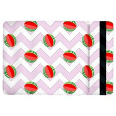 Watermelon Chevron iPad Air 2 Flip