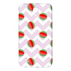 Watermelon Chevron Samsung Galaxy Mega I9200 Hardshell Back Case