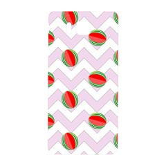 Watermelon Chevron Samsung Galaxy Alpha Hardshell Back Case
