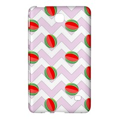 Watermelon Chevron Samsung Galaxy Tab 4 (8 ) Hardshell Case