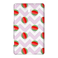 Watermelon Chevron Samsung Galaxy Tab S (8.4 ) Hardshell Case