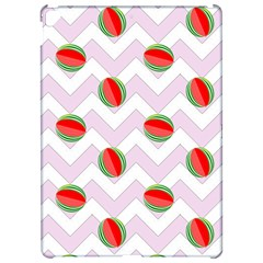 Watermelon Chevron Apple iPad Pro 12.9   Hardshell Case