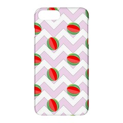 Watermelon Chevron Apple iPhone 7 Plus Hardshell Case