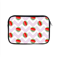 Watermelon Chevron Apple MacBook Pro 15  Zipper Case