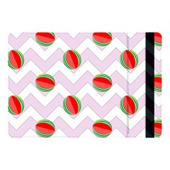 Watermelon Chevron Apple iPad Pro 10.5   Flip Case