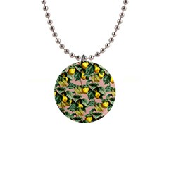 Fruit Branches Button Necklaces by snowwhitegirl