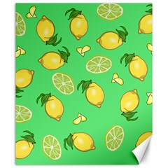 Lemons And Limes Canvas 20  X 24   by snowwhitegirl
