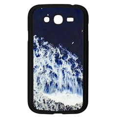 Blue Waves Sea Samsung Galaxy Grand Duos I9082 Case (black) by snowwhitegirl