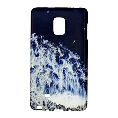 Blue Waves Sea Samsung Galaxy Note Edge Hardshell Case