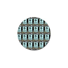 Vintage Can Golf Ball Marker (10 Pack) by snowwhitegirl